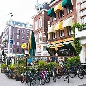 Terras van Cafe Kuijper
