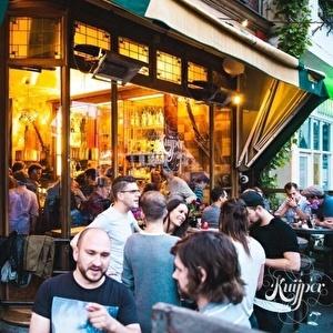 Vrijdagmiddag borrel bij Café Kuijper
